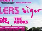 verano para festivales: artistas confirmados Dcode 2012