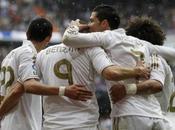 Real Madrid goleó Sevilla título está paso