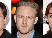 Casey Affleck, Foster Rooney Mara para Ain't Them Bodies Saints