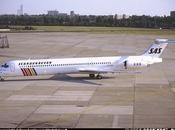 Grandes accidentes aereos: hielo peligroso, caso vuelo scandinavian airlines system.