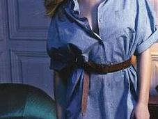 Scarlett Johansson: chica 'escarlata'