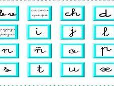Aplicación para trabajar conciencia fonológica