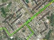 Tutorial Sporttracks Apply Routes, comprobar cambio recorrido carrera (Mitja marató Torrent)