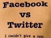 Futuro Internet: Twitter Facebook