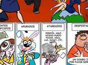 Musa Merluza, comic para BCP, Javier Prado