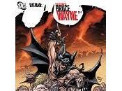 "Avance ""Batman: Return Bruce Wayne"