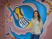 Mural para niños