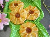Margaritas piña hojaldre