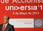 Emilio Botín anuncia 5.000 becas prácticas profesionales PYMES para universitarios españoles 2013