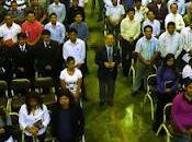 Postulantes hermandad señor milagros nazarenas forman conciencia