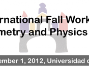 Fall Workshops Geometry Physics celebra este Burgos