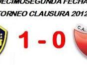 Boca Juniors:1 Colón:0 (Fecha 12°)