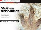 """Artículo: """"Tras huellas dinosaurios"""""""