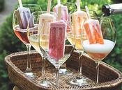 Servir bebidas refrescantes