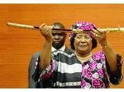 Grandes esperanzas para primera Presidenta Malaui