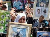 Palestina, estos ignorados presos palestinos huelga hambre