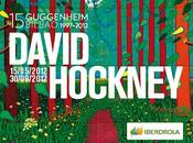 David Hockney Museo Guggenheim Bilbao