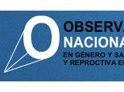 Observatorio Género, Salud Sexual Reproductiva recibe reconocimiento