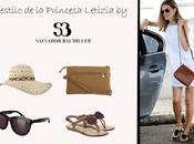 estilo Princesa Letizia