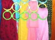 Crea organizador pañuelos