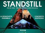 [Noticia] Standstill despiden gira Tres días, Espectáculos