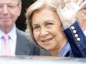 Reina España planta Inglaterra celebración aniversario reinado desacuerdo ante Gibraltar