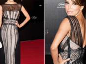 Longoria, toda diva sobre alfombra roja Festival Cannes