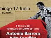 Presentación cartel Corrida Prensa