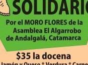 Empanadazo Solidario Moro Flores