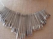 Collar imperdibles