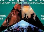 """""""Tres Días, Tres Espectáculos"""" gira STANDSTILL"""