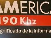 Programa Primero Radio América Lunes mayo