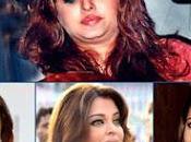 Aishwarya criticada aumento peso
