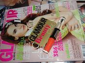 Revistas moda Junio Glamour detalle