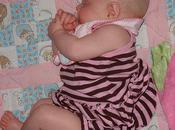 Durante primeros seis meses vida bebé aprende dormir bien
