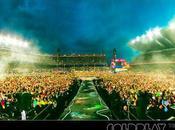 Crónica: Coldplay Vicente Calderón (Madrid) 20/05/2012
