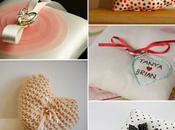 Etsy Finds #13. Originales cojines porta alianzas/ Ring bearer pillows