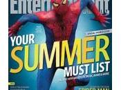 imágenes rodaje portada Entertainment Weekly Amazing Spider-Man