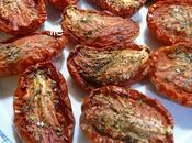 Tomates secos aceite, orégano