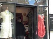 Vintage shops Bath: Scarlet