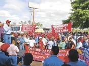 Sindicatos oficialistas arremeten contra Ministerio Industrias.