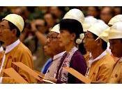 """obispos Myanmar consideran """"una buena señal para futuro"""" incorporación Aung Parlamento"""