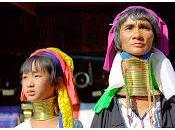"""Padaung: esclavitud """"mujeres jirafa"""""""