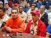 Trabajadores exigen Chávez derecho escuchados