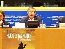 Bardem pide atención conflicto Sáhara Parlamento Europeo