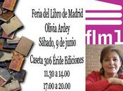sábado junio espero Feria Libro Madrid
