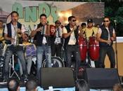 REVOLUCION TIPICA: Está rodando video tema 'GOTAS LLUVIA'