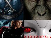Nuevas fechas estreno para secuelas X-Men: First Class Origen Planeta Simios