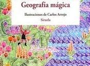 Reseña literaria Geografía mágica, Cristina Herreros