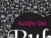 Reseña literaria Rubí, Kerstin Gier